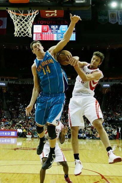 New Orleans Hornets v Houston