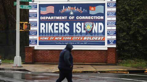 Para que el Departamento de Corrección, que administra a Rikers Island,...