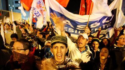 Luego de una década de 'correísmo', Ecuador vota por un nuevo presidente