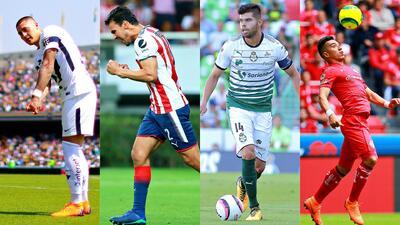 Los futbolistas más relevantes que no estarán en la Liga MX para el Apertura 2018