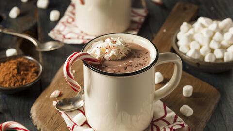 Rompe la rutina invernal con un chocolate caliente mexicano, súper delic...