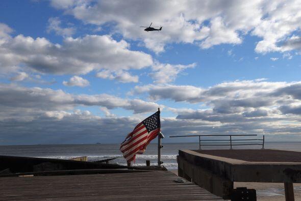 Nueva York vivió uno de los peores desastres naturales en su historia, d...