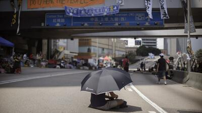 La tecnología, el arma más importante en las protestas en Hong Kong