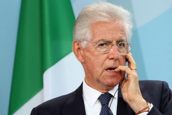 Monti, por su parte, mencionó que desde su última visita a Alemania se h...