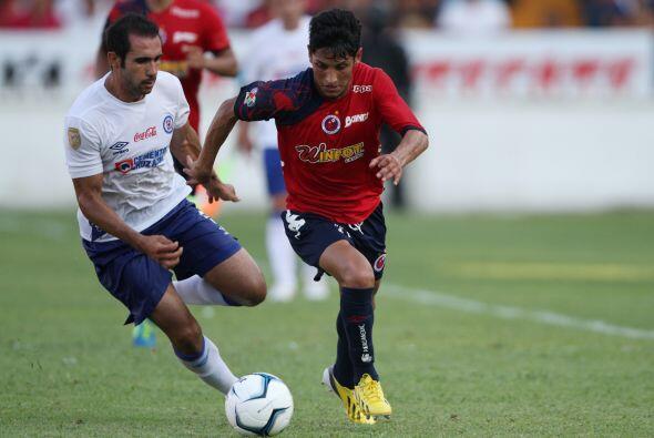 Cruz Azul juega su primer partido con público en el Estadio Azul en este...