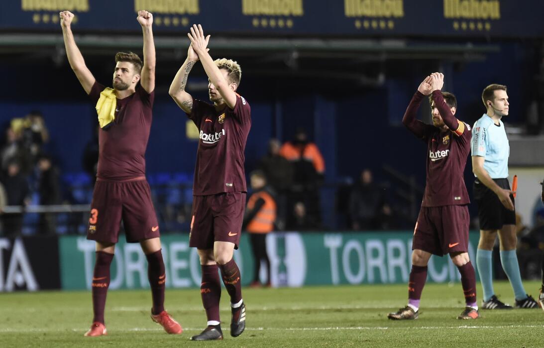 En fotos: partido a partido, así ha sido la racha invicta del Barcelona...