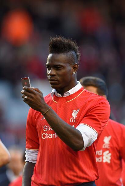 Luego de una pésima y decepcionante temporada con el Liverpool, Mario Ba...