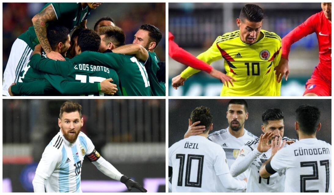 Los 10 partidos para no perderse este viernes en la fecha FIFA untitled-...