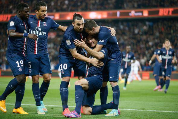 5. París Saint-Germain (Francia) 474.2 millones de euros en ingresos dur...