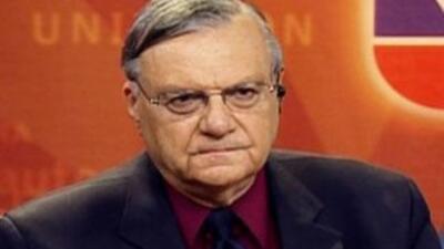 Joe Arpaio es conocido como el 'alguacil más rudo del oeste' de Estados...