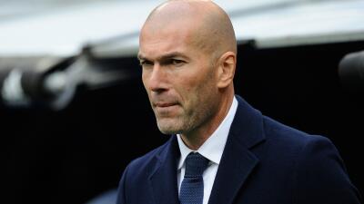 Zinedine Zidane habló sobre James