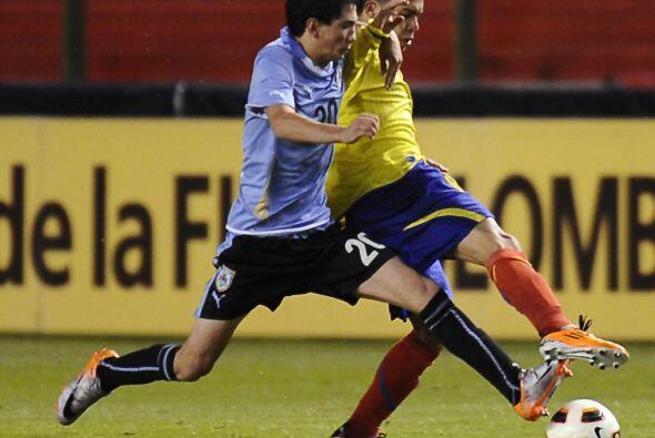 Un partido de mucha lucha que le dio el cuarto lugar a los ecuatorianos.