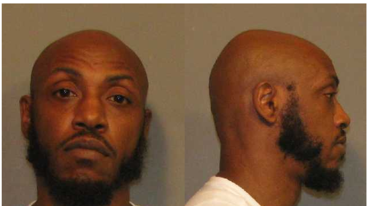 Michael Lawrence Tyler, also known as rapper Mystikal poses for a mugsho...