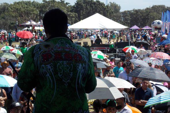 Los Tucanes de Tijuana, Vilma Diaz, La Sonora, Grupo Reo, Paso de Tecual...