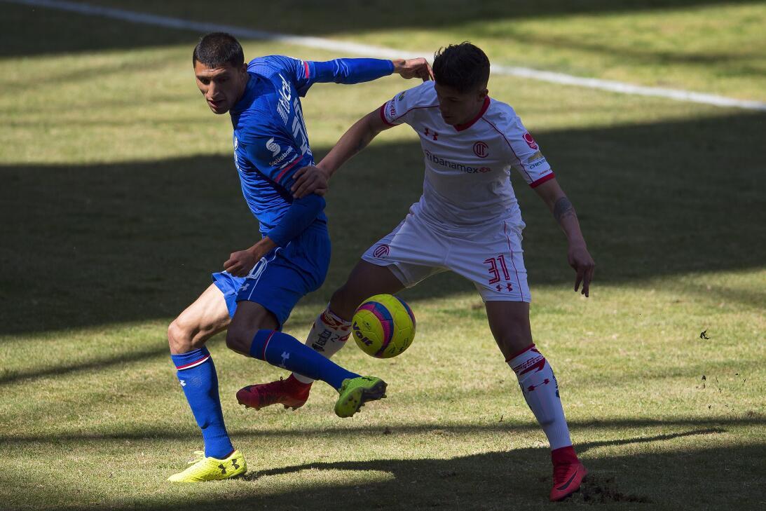 Jose Manuel Abundis y Martín Abundis: a sus 21 años, Martín juega como d...