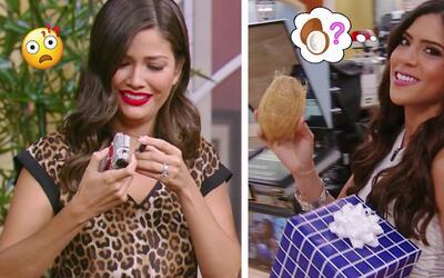 #DAEnUnMinuto: Ana Patricia no sabe jugar con carritos y Francisca se ga...