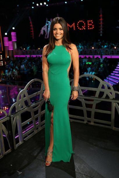 Mira Quién Baila cuenta con dos hermosas y talentosas mujeres latinas, C...