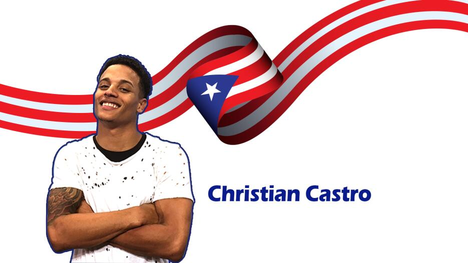 Show your Boricua pride. Who's your fave? BS -Christian Castro.jpg