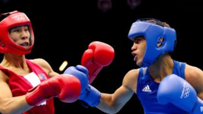 Boxeador cubano