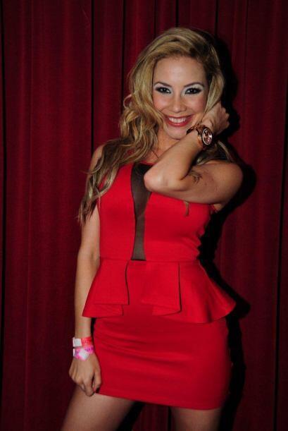 Odaray Prats de 26 años audicionó en Miami.