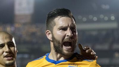 En fotos: Dos zarpazos de Gignac le dan los tres puntos a Tigres