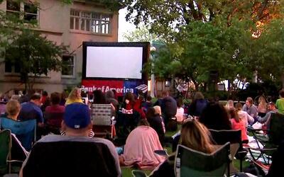Cine en el Parque, el plan para los residentes y visitantes de Chicago e...