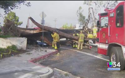 Sur de California se recupera tras paso de tormentas