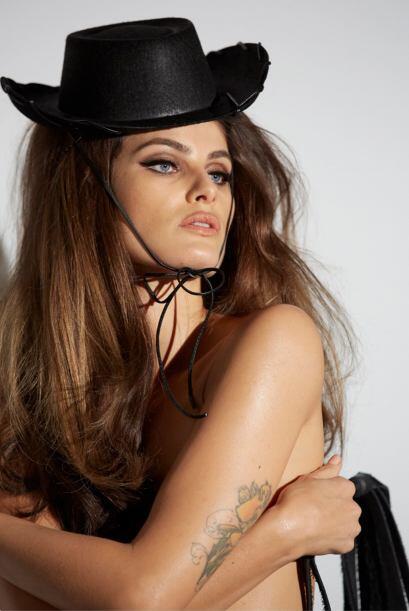 Isabeli Fontana dejó claro el por qué es una de las bellas y deseadas an...