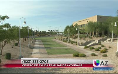 Ayuda para familias en Avondale