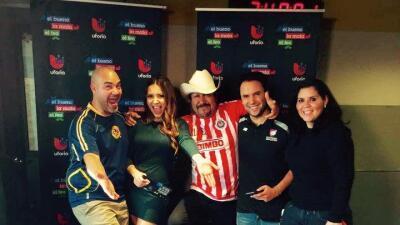 ¡Aly Villegas hizo que se le parara el corazón al Pelón y al Feo!