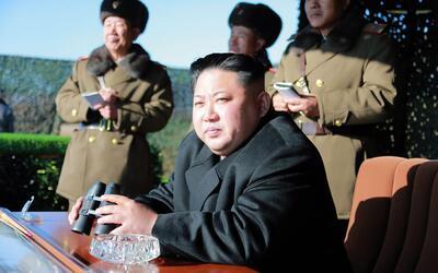 Estados Unidos probó un misil balístico luego de que Corea...