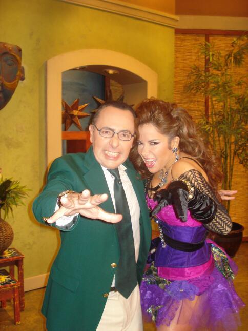 Gloria Trevi en Despierta América en el 2007