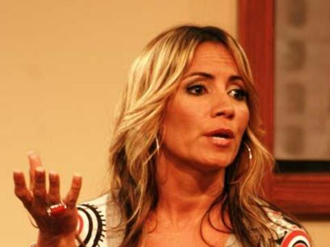 Melina León no duda en dar su punto de vista ante el cruel caso.