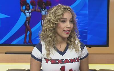 Prepárese para las audiciones de porristas de los Houston Texans 2017