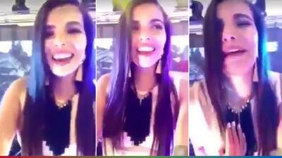 (Video) Cínica y despiadada: presentadora atropella a un perro y se burla en redes sociales