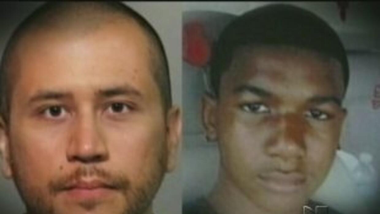 George Zimmerman está en libertad