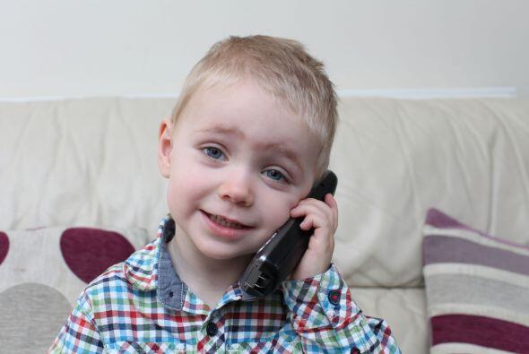 'Mamá está en el piso', es una de las frases que este pequeño héroe dijo...