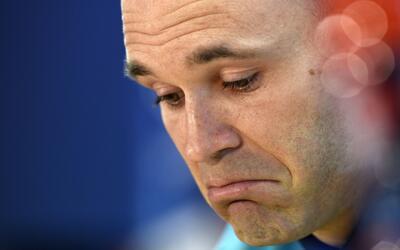 """Iniesta ve a Real Madrid y Juventus como """"justos finalistas"""" de la Champ..."""