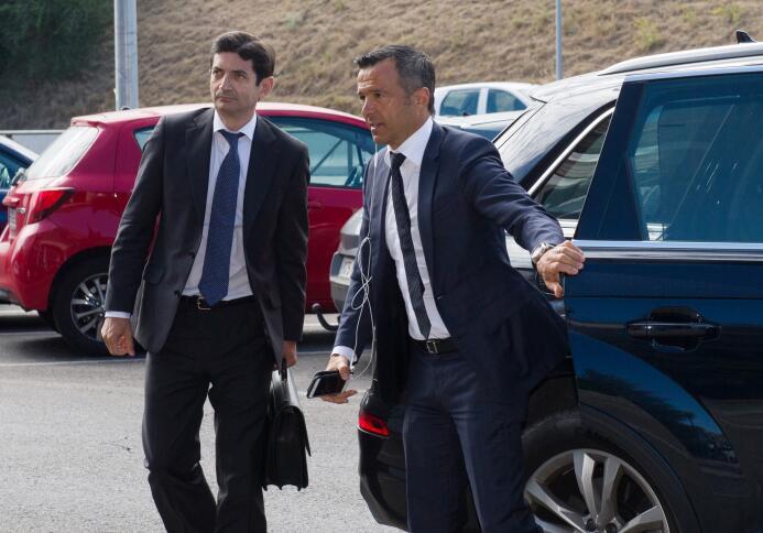 Mejor Agente: Jorge Mendes