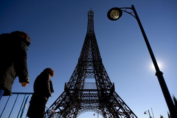El arquitecto argelino Alain Moatti, padre de la idea, ha previsto ademá...