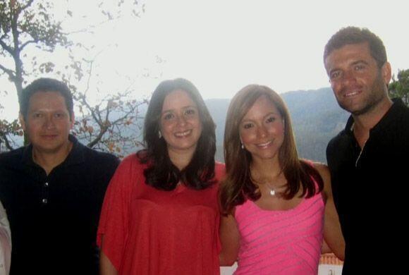 En un viaje a Honduras conoció a toda la familia de la que ahora...