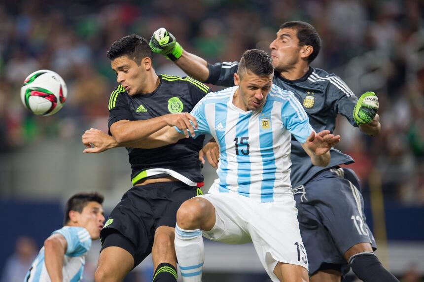 Calificamos a Argentina