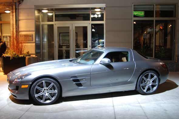 Mercedes-Benz llegó al Autoshow de Detroit con una buena selección de mo...