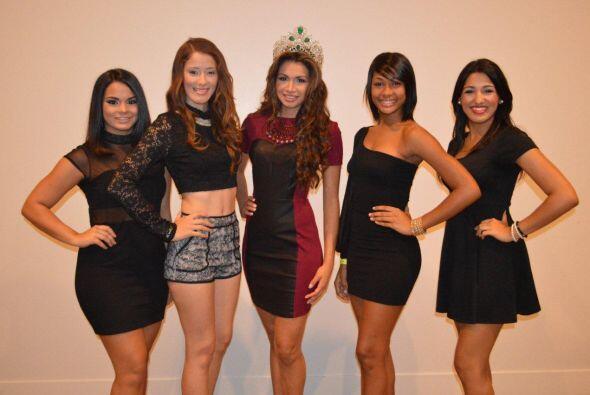 Nahir Pérez Son 10 las chicas puertorriqueñas que tendrán que buscar uno...