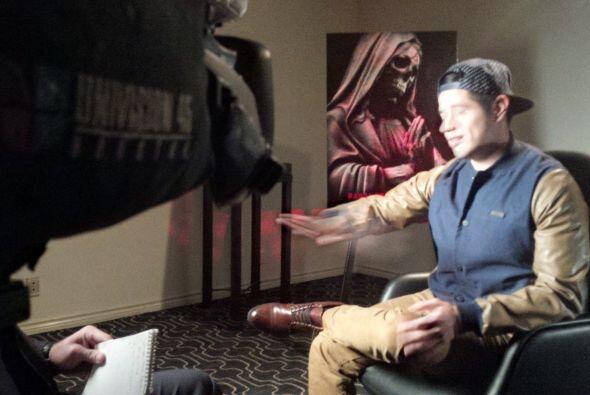 """Andrew Jacob y Jorge Díaz nos hablan sobre la nueva película """"Paranormal..."""