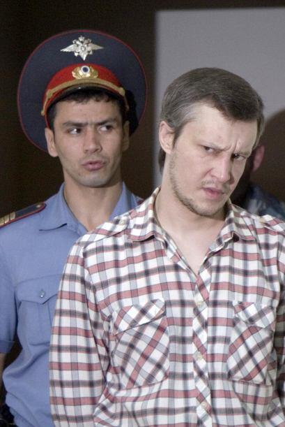 Alexander Pichushkin, 'El asesino del ajedrez', quería asesinas al mismo...