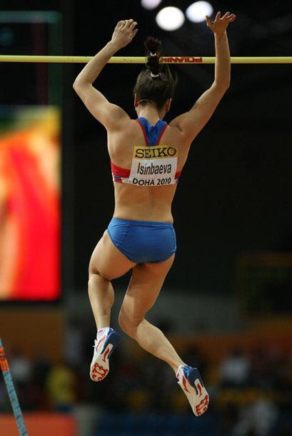 La carismática y bella mujer dueña del oro en los Juegos Olímpicos de Pe...