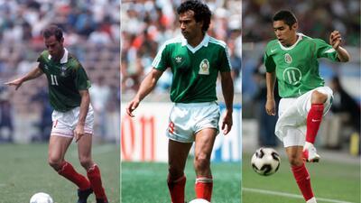Los que hicieron amar a la izquierda: grandes futbolistas zurdos en la historia de México