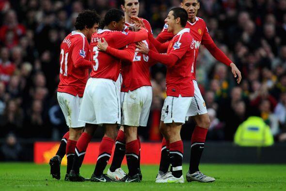El Manchester United se metió en las semifinales de la Copa de Inglaterr...