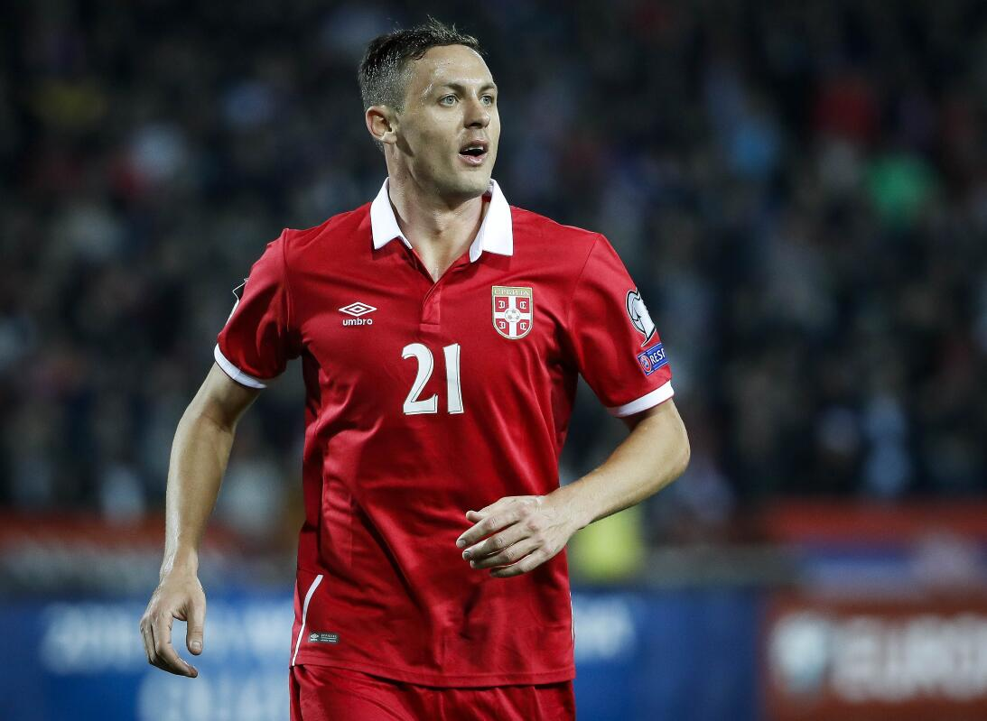 Grupo E. Nemanja Matic (Serbia) - su salida del Chelsea al Manchester Un...